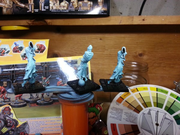 Dungeon Sage Ghosts