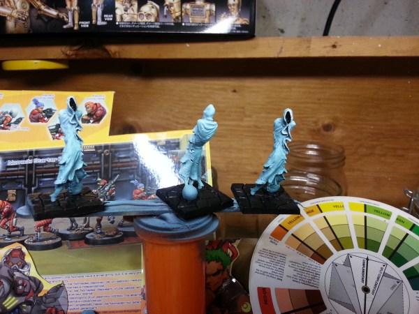 Dungeon Sage Ghosts