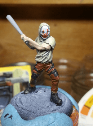 Batman Miniature Game Contra-Auguste