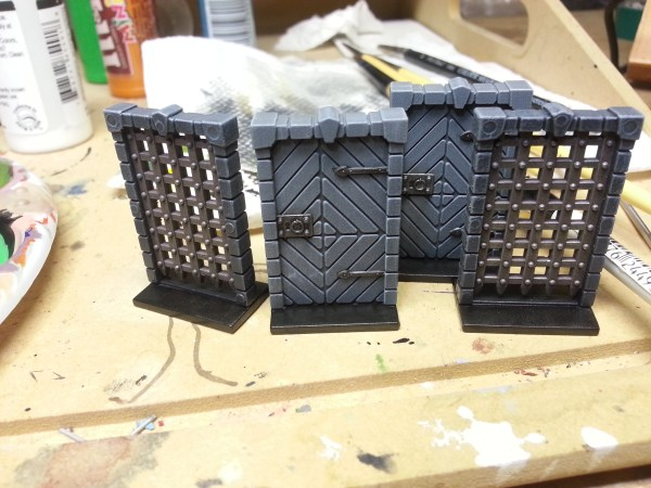 More Dungeon Saga Doors
