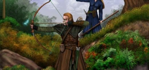Elf Patrol by Egonzoli