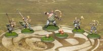 Guild Ball Brewers by Steamforged Games.