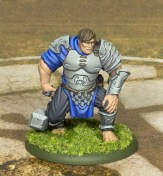 Guild Ball Mason Brick by Steamforged Games.