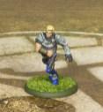 Guild Ball Mason Flint by Steamforged Games.