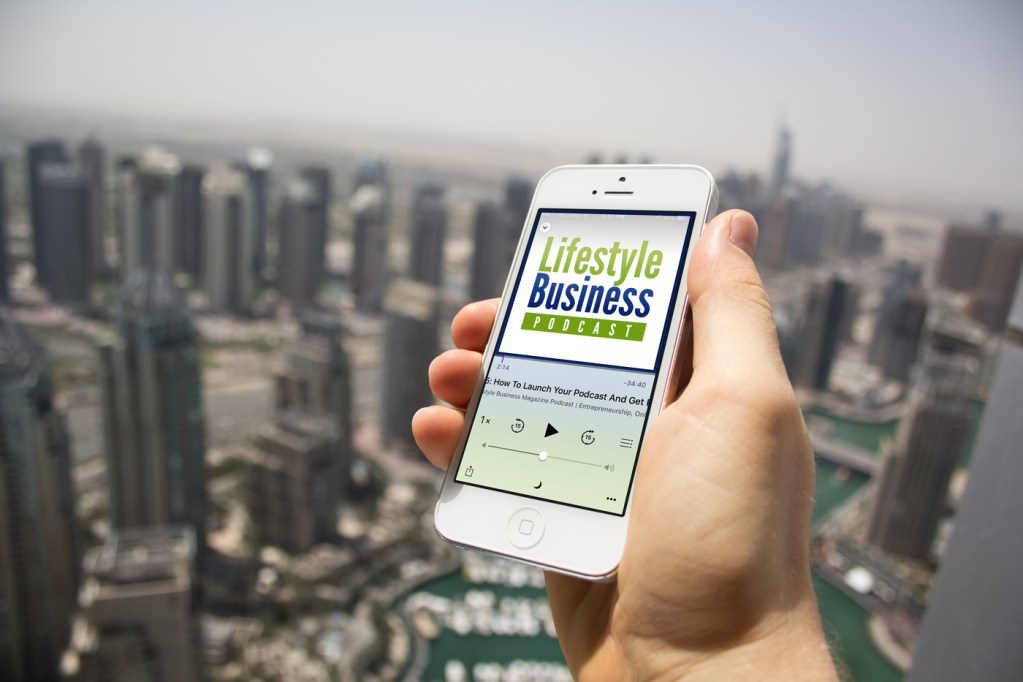 How To Launch A Podcast And Get Featured On iTunes New And Noteworthy (Lifestyle Business Podcast Launch Strategy)