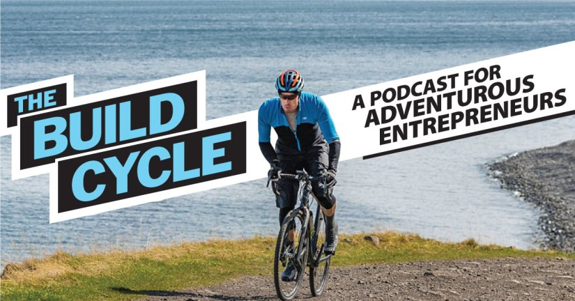 The Build Cycle is the leading startup podcast for adventurous entrepreneurs