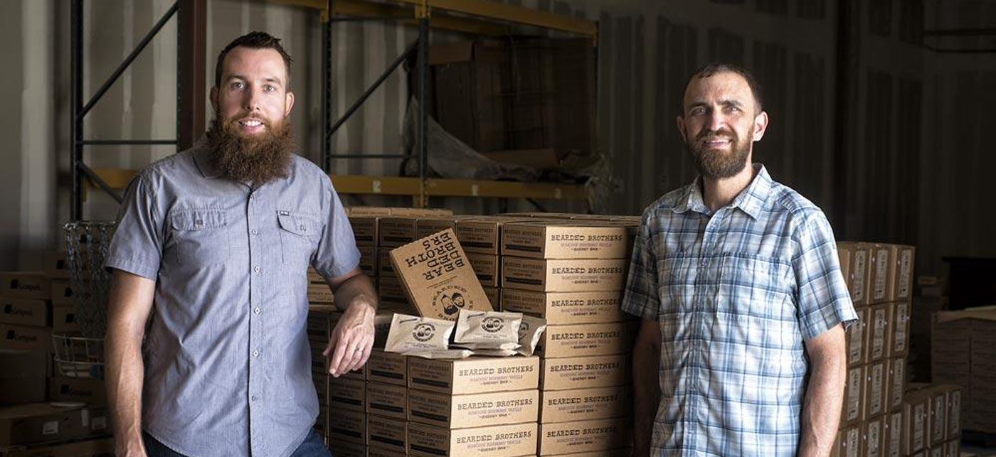 interview with bearded brothers energy bars founder tells how to start a nutrition company