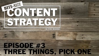 three ways to make your content marketing better