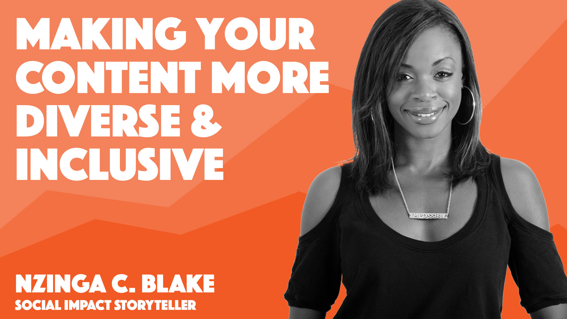 Peak Content Summit 2020 – How to Make Diverse & Inclusive Content
