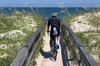 tyler riding to the beach illustrates how brands can integrate themselves into media and influencer stories