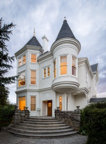 Queen Anne Architecture San Francisco