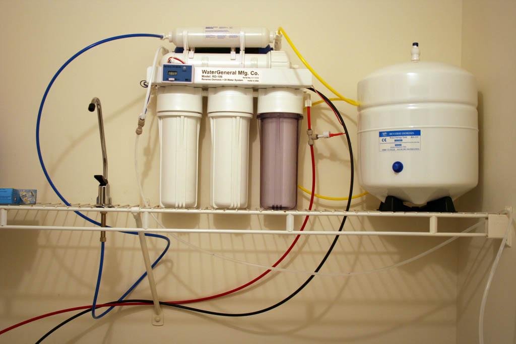 Installing A Rodi System Tyler Merrick