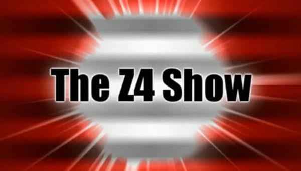 The Z4 Show splashscreen