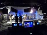 LAFS set and monitors