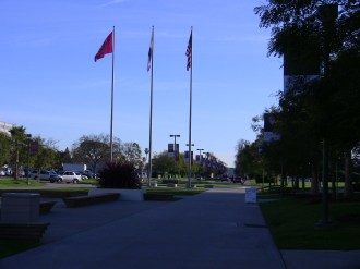 Alumni Mall