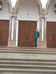 Sacred Heart Chapel (me)