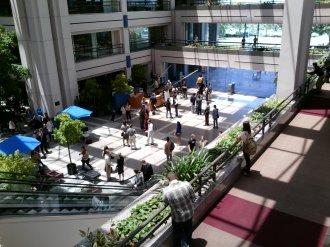 009 Apple Lobby