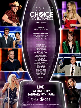 01 2013 People's Choice Awards