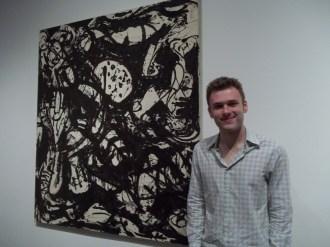 01 Jackson Pollock Number 20 (1951)