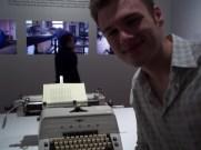 16 Typewriter from The Shining