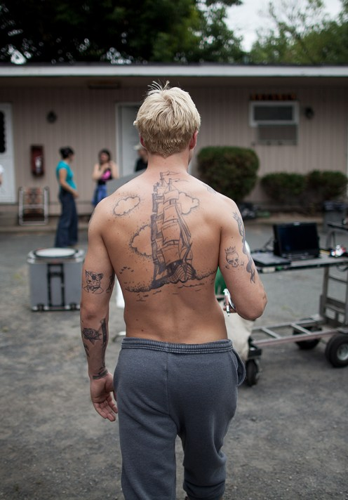 08 Gosling with Tattoos