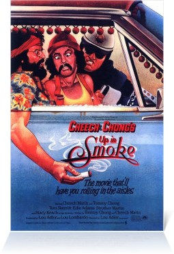 02 Up In Smoke Movie Poster