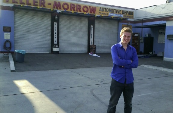 01 Teller-Morrow Auto Repair Shop
