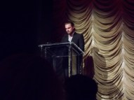 03 Leonardo DiCaprio Reading Statement From Martin Scorsese