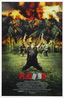 05 Platoon Movie Poster