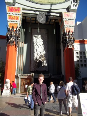 04 Sunny Morning at the Chinese Theatre