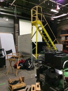43 Equipment on the Soundstage
