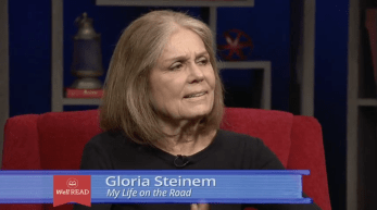 07 Gloria Steinem