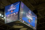 13 NCAA Tournament Jumbotron