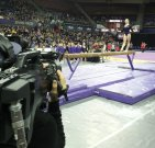 16 Getting A Shot of the Balance Beam