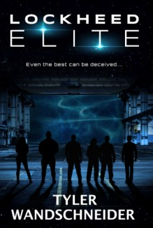 Lockheed Elite Cover - A Science Fiction, Crime Adventure Novel