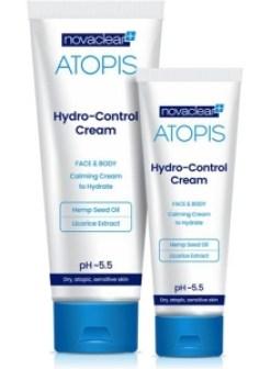 Hydro-control cream krem natłuszczająco-nawilżający do twarzy i ciała