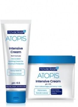 Intensive cream krem natłuszczający do twarzy i ciała