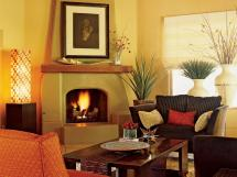 Southwestern Living Room Paint Colors