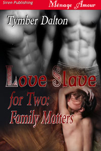 Cover for Love Slave for Two: Family Matters (Book 2)