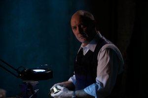 James Spader as Red Reddington. Source.