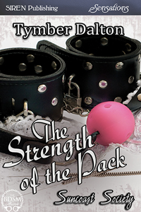 The Strength of the Pack (Suncoast Society)