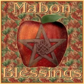 Blessed Mabon!