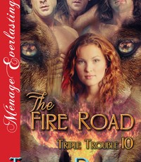 Now on Kindle: The Fire Road (Triple Trouble 10)