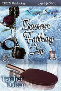 Beware Falling Ice (Suncoast Society)
