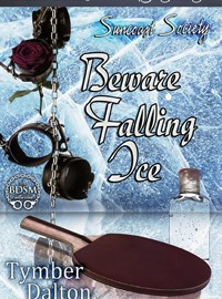 Available for Pre-Order: Beware Falling Ice (Suncoast Society 36)