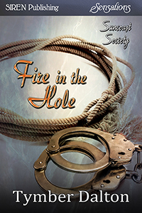 Now Available: Fire in the Hole (Suncoast Society)