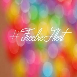 6/26/2017 – #FreebieAlert #PeepPimpage and Monday schtuff edition.