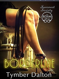 NSFW: Adult Excerpt from Borderline (Suncoast Society)
