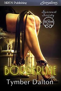 Now Available: Borderline (Suncoast Society)