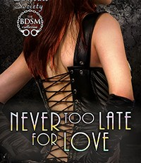 Now Available: Never Too Late for Love
